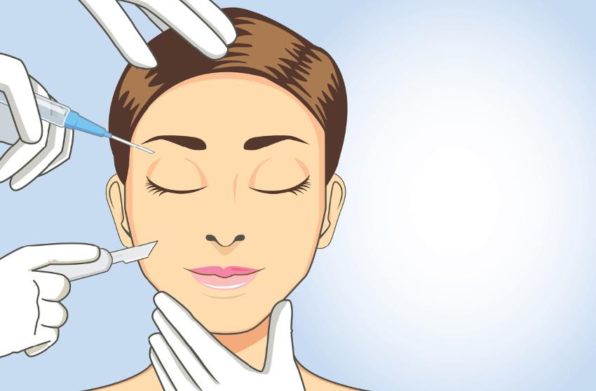 Fettabsaugen im Gesicht